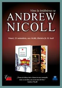 Afis NICOLL Brasov A3