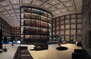 Beinecke Rare Book and Manuscript Library, Yale University, New Haven, CT