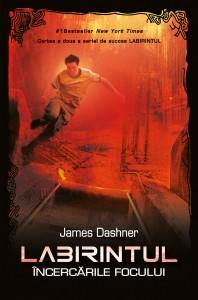 Labirintul 2 - Incercarile focului