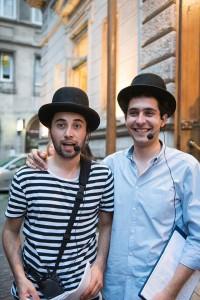 Edmond si Alberto