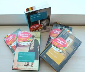 Carti Biblioteca mobila