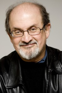 Salman Rushdie (India/USA), photographed April 26, 2007, New York, New York. © Beowulf Sheehan/PEN American Center/Opale