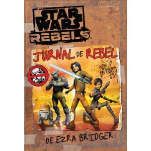 Coperta Jurnal de rebel