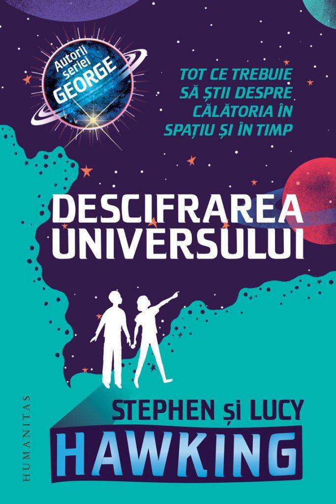 Lucy Hawking, Stephen Hawking